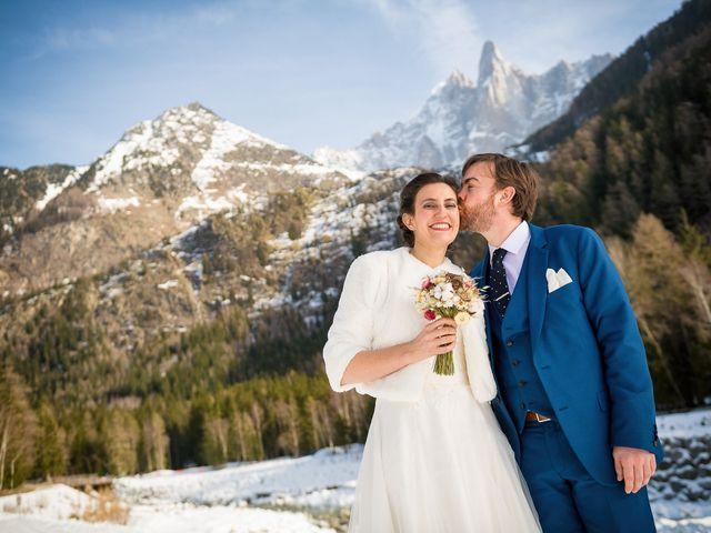 Le mariage de Christophe et Pauline à Chamonix-Mont-Blanc, Haute-Savoie 2