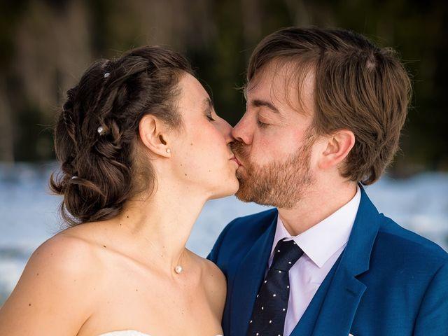 Le mariage de Christophe et Pauline à Chamonix-Mont-Blanc, Haute-Savoie 3