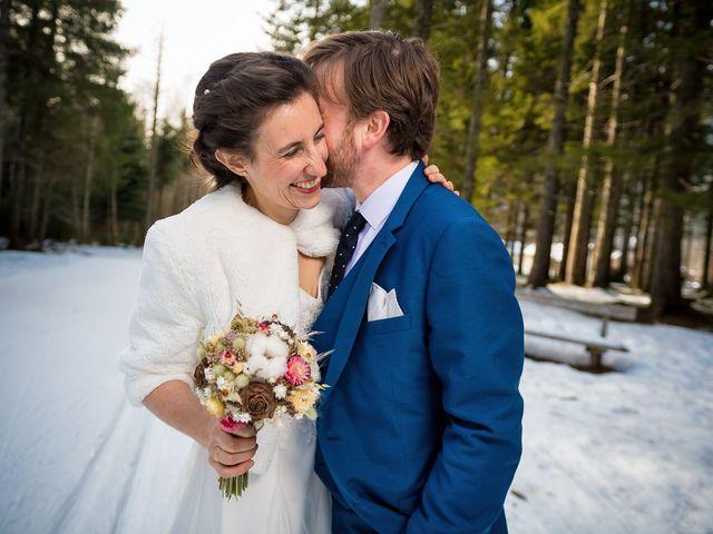 Le mariage de Christophe et Pauline à Chamonix-Mont-Blanc, Haute-Savoie 8