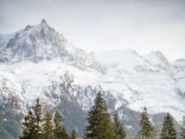 Le mariage de Christophe et Pauline à Chamonix-Mont-Blanc, Haute-Savoie 9