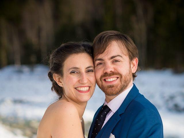 Le mariage de Christophe et Pauline à Chamonix-Mont-Blanc, Haute-Savoie 1
