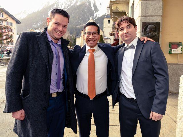 Le mariage de Christophe et Pauline à Chamonix-Mont-Blanc, Haute-Savoie 19