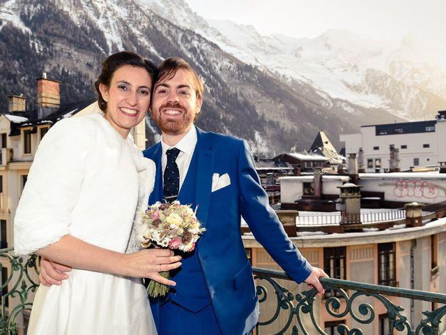 Le mariage de Christophe et Pauline à Chamonix-Mont-Blanc, Haute-Savoie 20