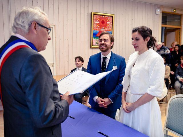 Le mariage de Christophe et Pauline à Chamonix-Mont-Blanc, Haute-Savoie 23