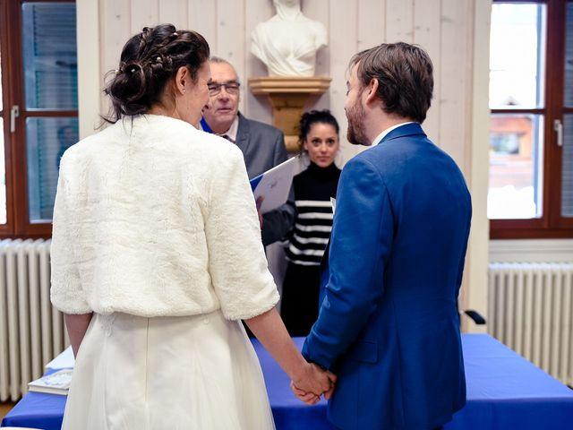 Le mariage de Christophe et Pauline à Chamonix-Mont-Blanc, Haute-Savoie 24