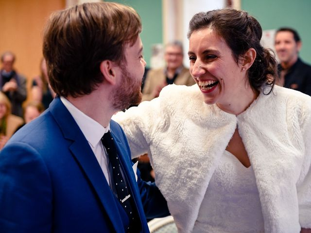 Le mariage de Christophe et Pauline à Chamonix-Mont-Blanc, Haute-Savoie 25