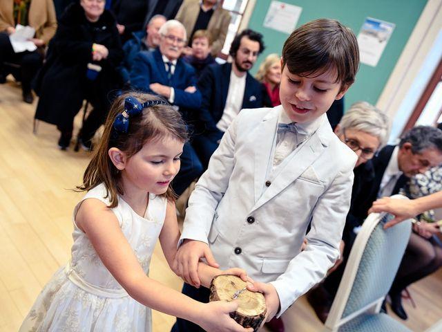 Le mariage de Christophe et Pauline à Chamonix-Mont-Blanc, Haute-Savoie 30