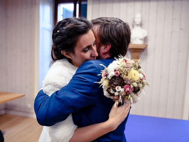 Le mariage de Christophe et Pauline à Chamonix-Mont-Blanc, Haute-Savoie 35