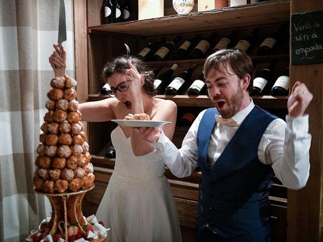 Le mariage de Christophe et Pauline à Chamonix-Mont-Blanc, Haute-Savoie 54