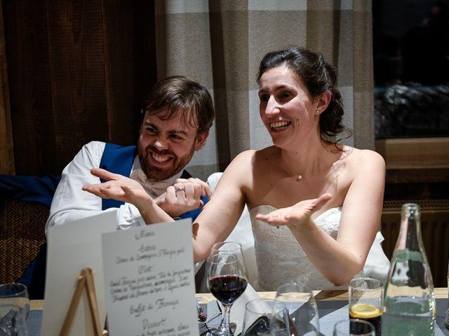 Le mariage de Christophe et Pauline à Chamonix-Mont-Blanc, Haute-Savoie 57