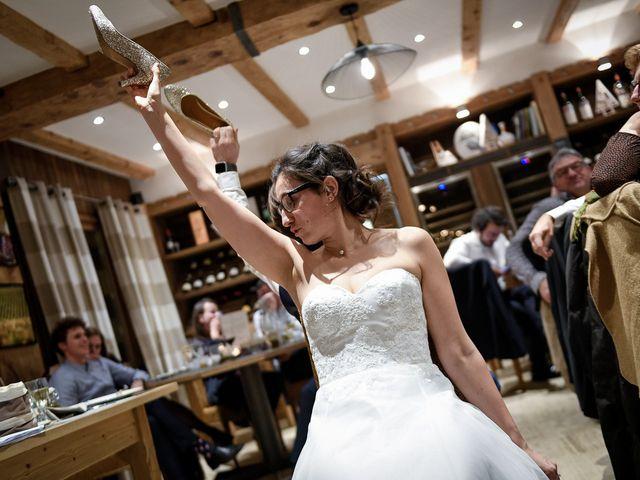 Le mariage de Christophe et Pauline à Chamonix-Mont-Blanc, Haute-Savoie 62