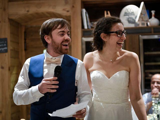 Le mariage de Christophe et Pauline à Chamonix-Mont-Blanc, Haute-Savoie 64