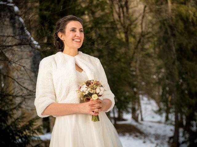 Le mariage de Christophe et Pauline à Chamonix-Mont-Blanc, Haute-Savoie 14