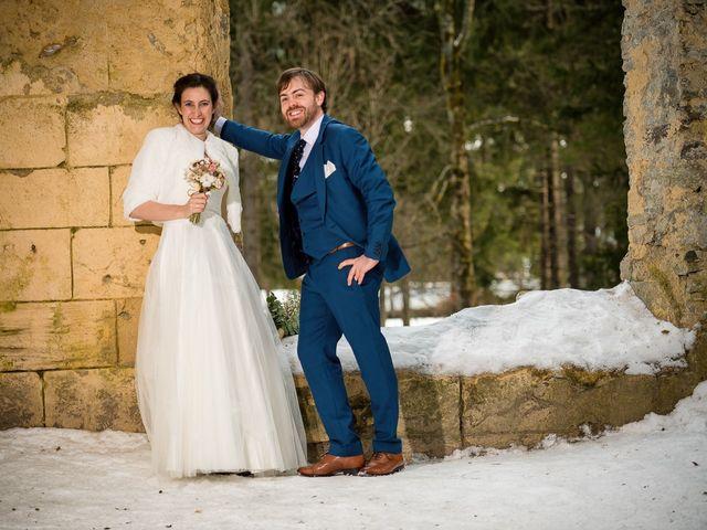 Le mariage de Christophe et Pauline à Chamonix-Mont-Blanc, Haute-Savoie 15