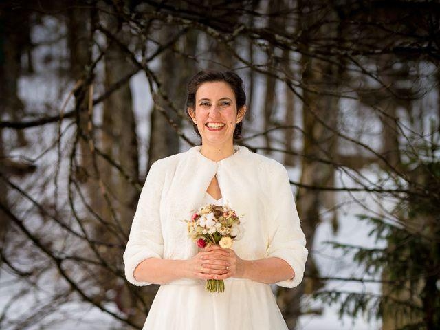 Le mariage de Christophe et Pauline à Chamonix-Mont-Blanc, Haute-Savoie 16