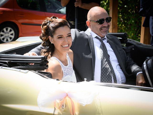 Le mariage de Julien et Marina à Trets, Bouches-du-Rhône 8