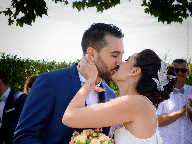 Le mariage de Julien et Marina à Trets, Bouches-du-Rhône 9