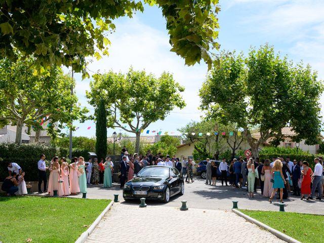 Le mariage de Julien et Marina à Trets, Bouches-du-Rhône 10