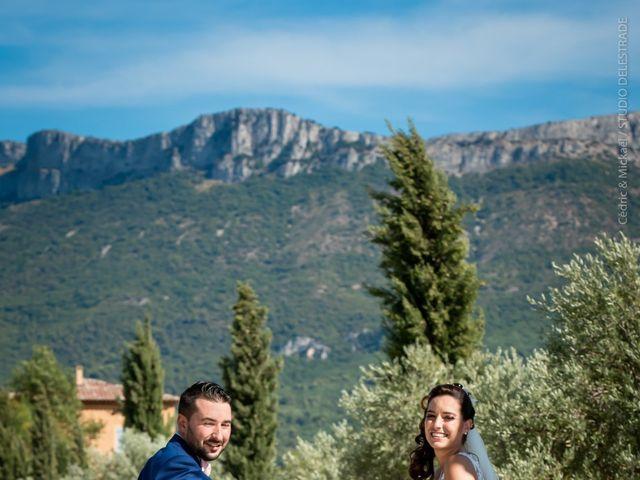 Le mariage de Julien et Marina à Trets, Bouches-du-Rhône 19