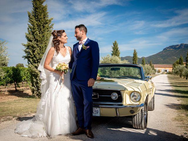 Le mariage de Marina et Julien