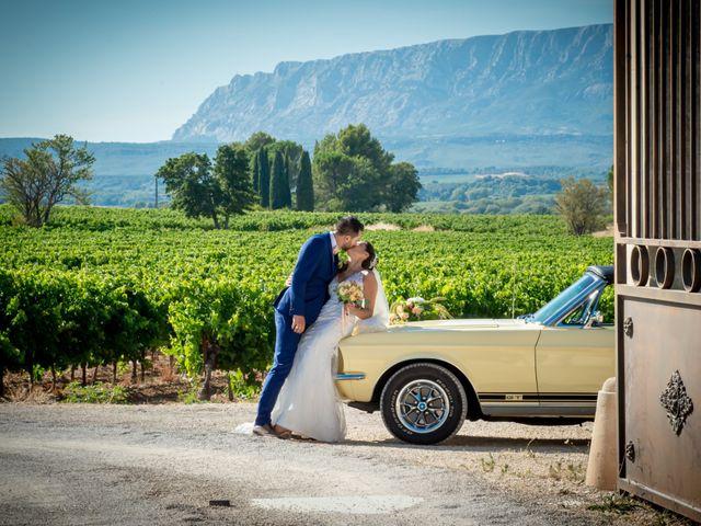 Le mariage de Julien et Marina à Trets, Bouches-du-Rhône 20