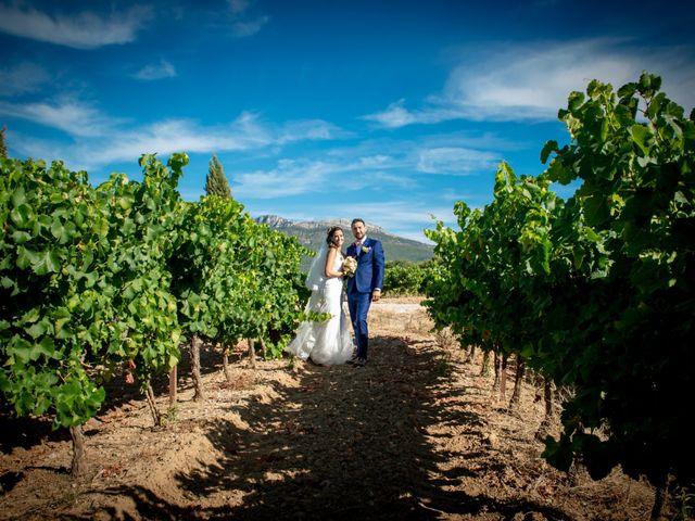 Le mariage de Julien et Marina à Trets, Bouches-du-Rhône 21