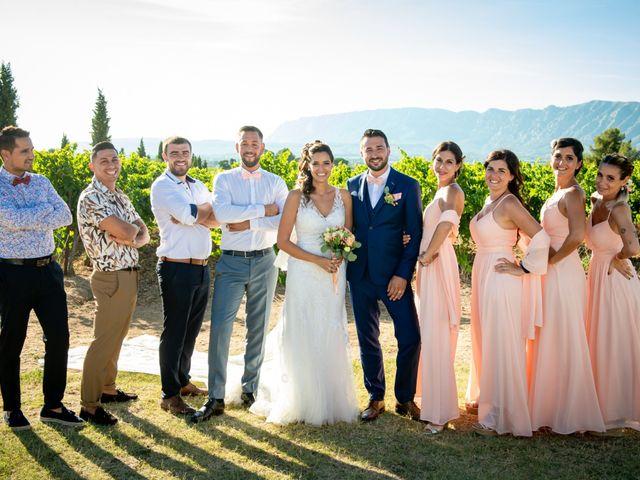 Le mariage de Julien et Marina à Trets, Bouches-du-Rhône 23