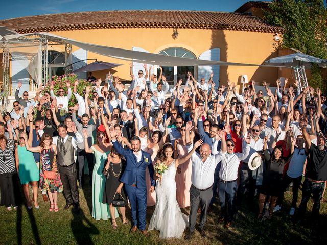 Le mariage de Julien et Marina à Trets, Bouches-du-Rhône 26