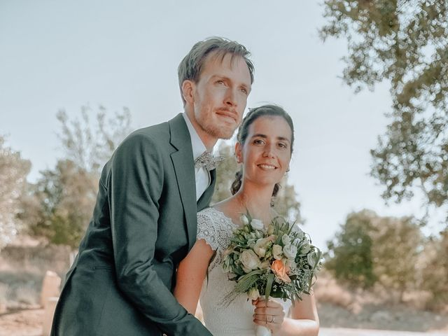 Le mariage de Antoine et Laura à Marguerittes, Gard 1