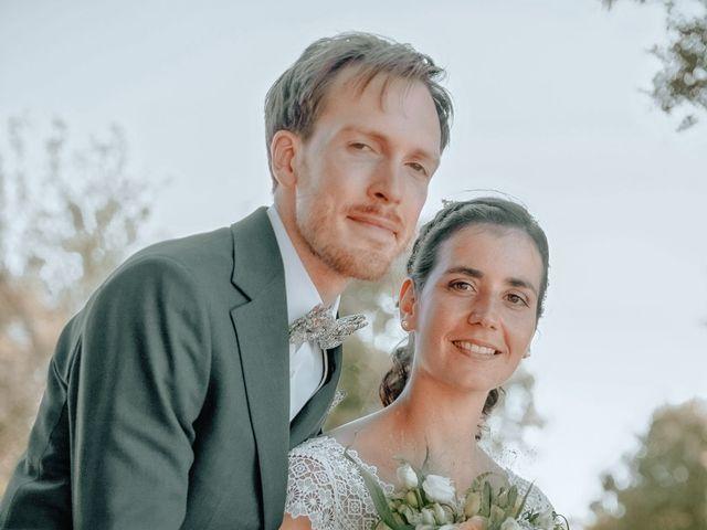 Le mariage de Antoine et Laura à Marguerittes, Gard 7