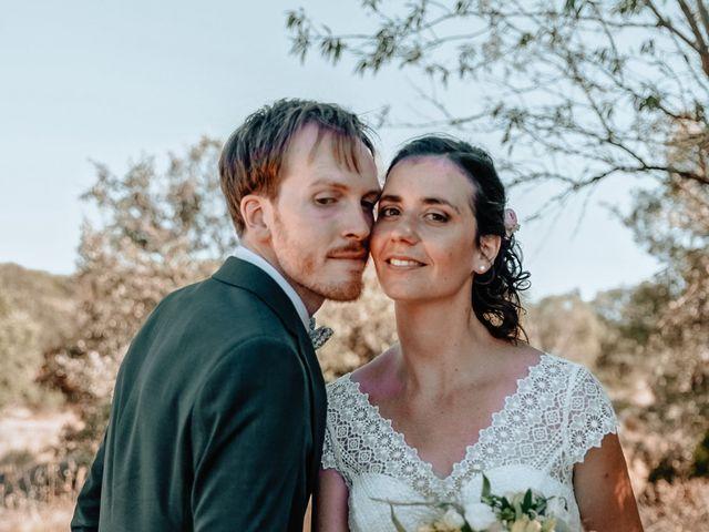 Le mariage de Antoine et Laura à Marguerittes, Gard 8