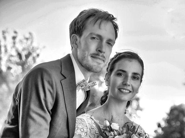 Le mariage de Antoine et Laura à Marguerittes, Gard 9