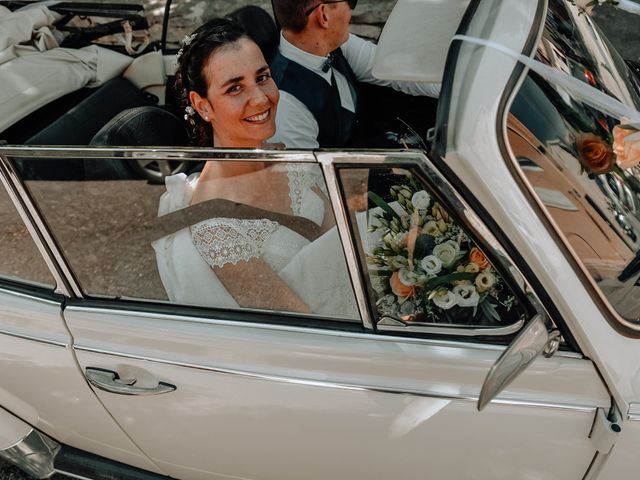 Le mariage de Antoine et Laura à Marguerittes, Gard 11