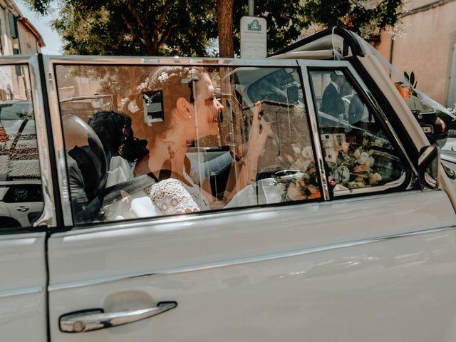Le mariage de Antoine et Laura à Marguerittes, Gard 12