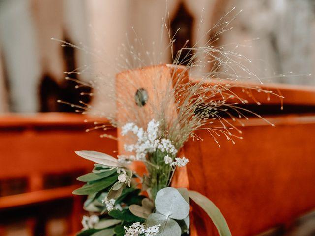 Le mariage de Antoine et Laura à Marguerittes, Gard 17