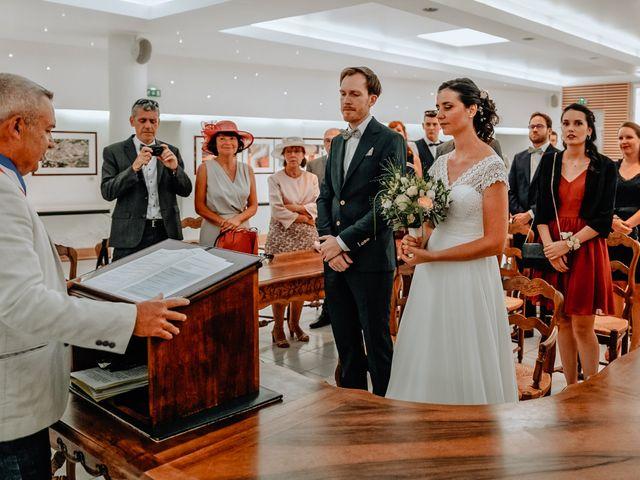 Le mariage de Antoine et Laura à Marguerittes, Gard 18