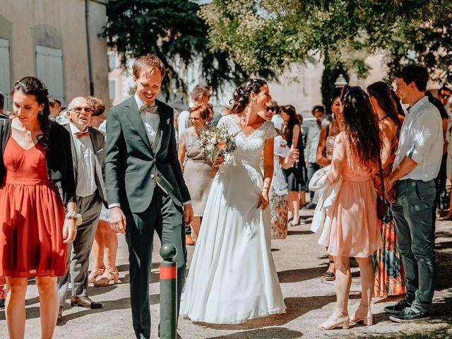 Le mariage de Antoine et Laura à Marguerittes, Gard 19