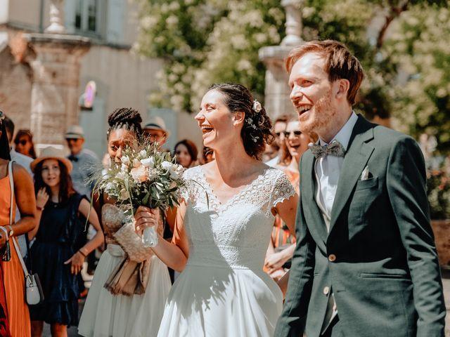 Le mariage de Antoine et Laura à Marguerittes, Gard 20
