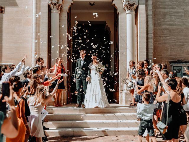 Le mariage de Antoine et Laura à Marguerittes, Gard 21