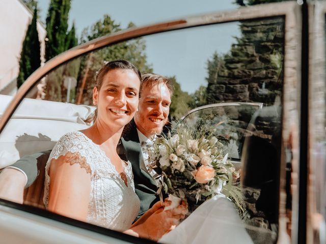 Le mariage de Antoine et Laura à Marguerittes, Gard 22