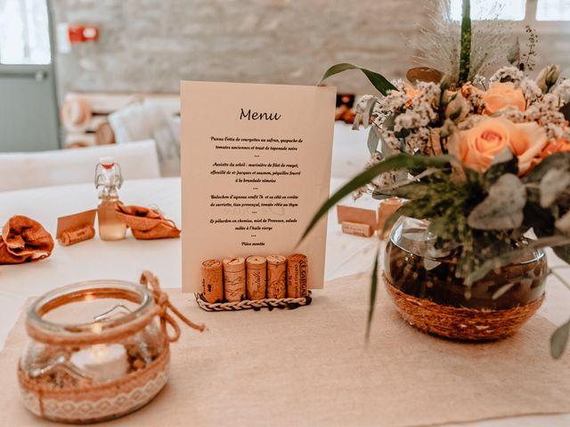Le mariage de Antoine et Laura à Marguerittes, Gard 28