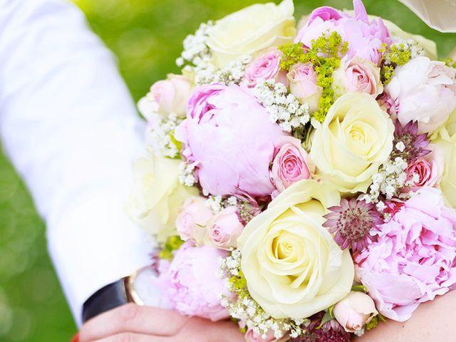 Le mariage de Médéric et Charlène à Foussignac, Charente 3