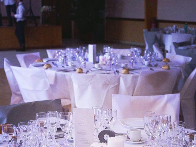 Le mariage de Médéric et Charlène à Foussignac, Charente 10