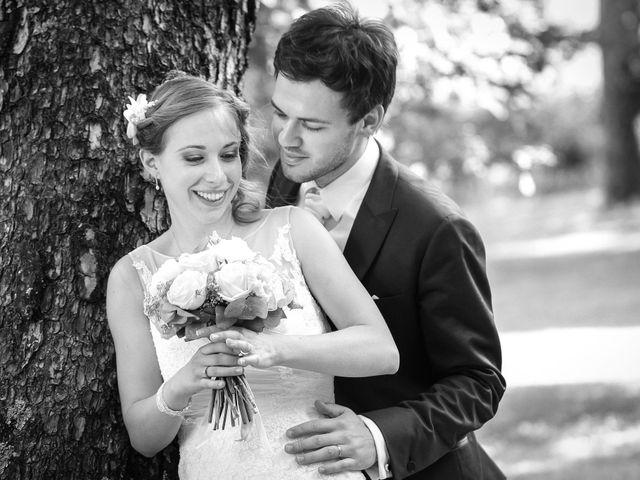 Le mariage de Elodie et Jean-Baptiste