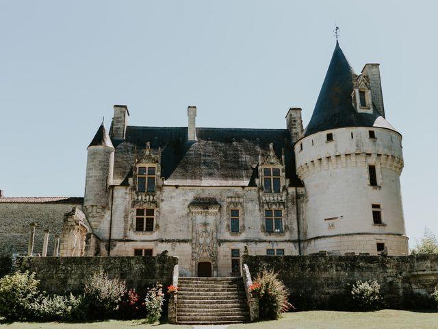 Le mariage de Aurélien et Marion à Crazannes, Charente Maritime 7