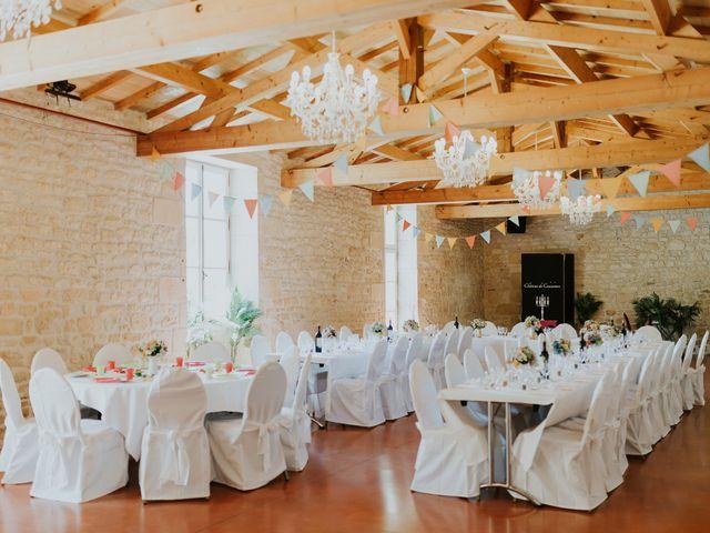 Le mariage de Aurélien et Marion à Crazannes, Charente Maritime 8