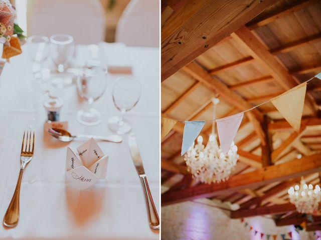 Le mariage de Aurélien et Marion à Crazannes, Charente Maritime 11