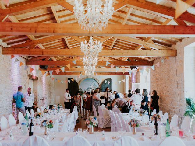 Le mariage de Aurélien et Marion à Crazannes, Charente Maritime 20