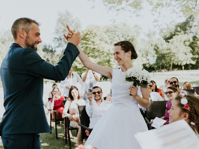 Le mariage de Marion et Aurélien