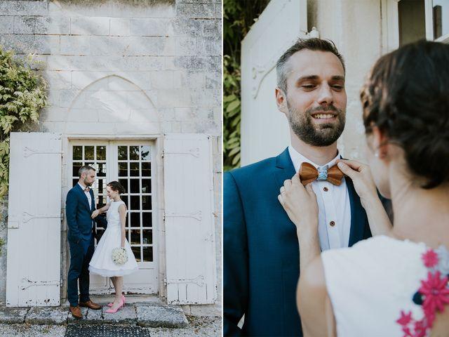 Le mariage de Aurélien et Marion à Crazannes, Charente Maritime 36
